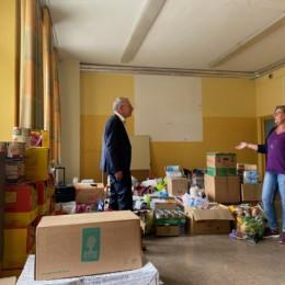 Spendenaktion Gemeinsam für die Flutopfer